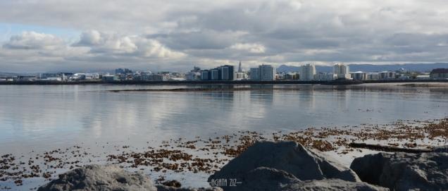 Reykjavík from Seltjarnarnes