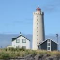 Seltjarnarnes: Grótta island and lighthouse