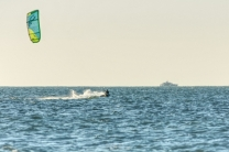 Kitesurfing in Dubai, UAE