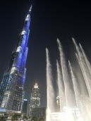 Burj Khalifa and Dubai Fountain, Dubai