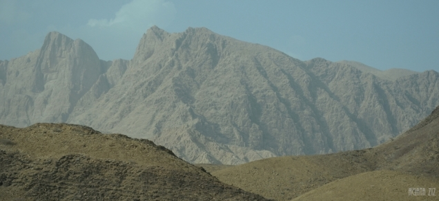 Al Hajar Mountains, Oman