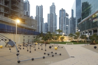 Action Park, Dubai, UAE