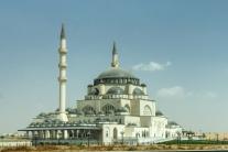 Sharjah Mosque - Sharjah, UAE