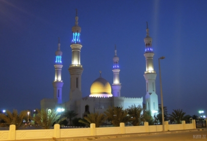 Sheikh Zayed Mosque - Umm Al Quwain City, UAE