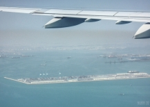 From above: Bahrain