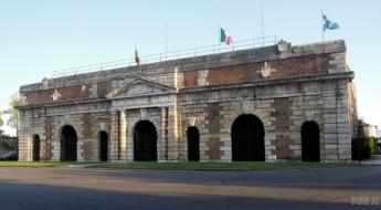 Porta Nuova - Verona, Italy