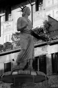 Fountain Madonna Verona - Verona, Italy
