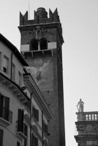 Torre del Gardello & Palazzo Maffei - Verona, Italy