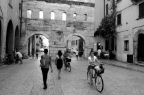 Porta Borsari - Verona, Italy