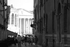 Verona Arena & Palazzo Barbieri - Verona, Italy