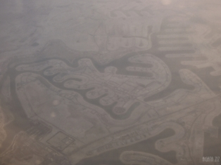 From above: Al Khiran, Kuwait