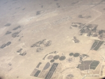 From above: Qatar