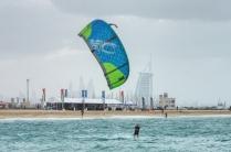 Burj Al Arab & Nessnass Beach - Dubai, UAE
