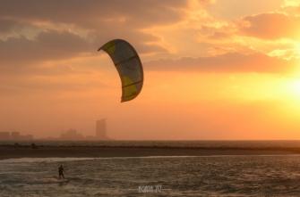 Nessnass Beach - Dubai, UAE