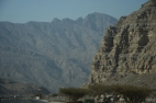 On the way to Jebel Jais - Ras al Khaimah, UAE