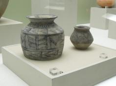 Ceramic jar, 2200-2000 BC