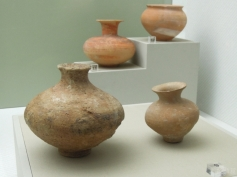Ceramic jars, 3000 BC - 2000 BC