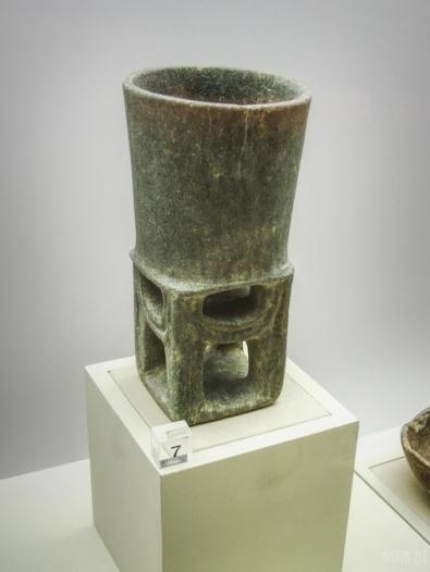 Softstone beaker, 2200-2000 BC