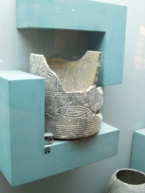 Softstone jar - Jebel Al Buhais, 1100-300 BC