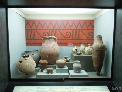 Ceramic jars and vessels - Mleiha, 200-400 AD