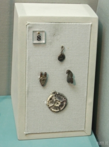 Metal pendants - Sharjah, 250 BC-400 AD