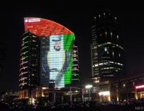 President of UAE: Sheikh Khalifa bin Zayed Al Nahyan