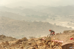 Fujairah Adventures MTB Downhill Race, Al Taween, UAE
