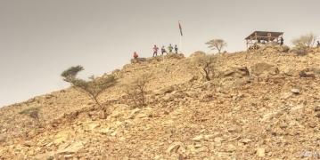 Fujairah Adventures MTB Downhill Race, Al Taween, UAE
