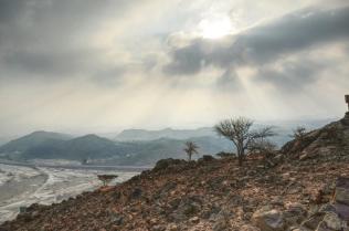 Al Taween Mountains, Emirate of Fujairah, UAE