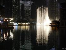 Dubai Fountain - Dubai, UAE
