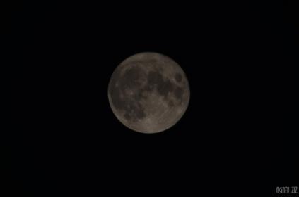 Full Moon - Dubai, UAE