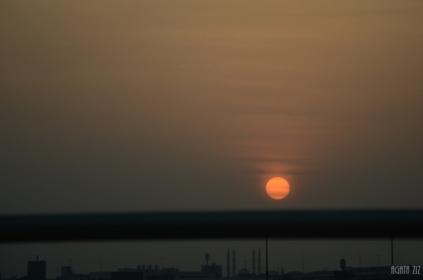 Sunset - Dubai, UAE